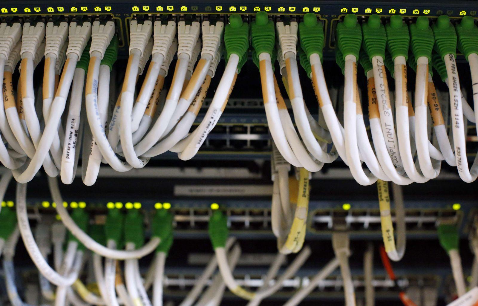 Netzwerkkabel Frankreich