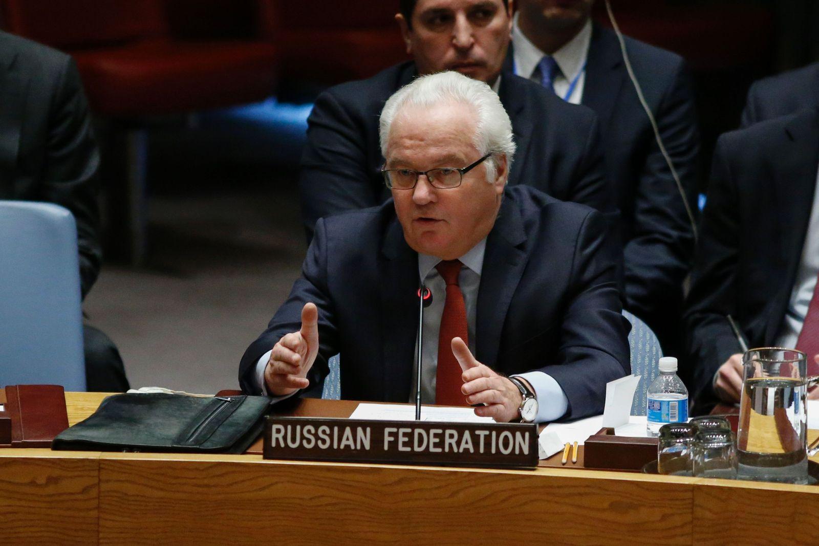 UN / Vitali Tschurkin