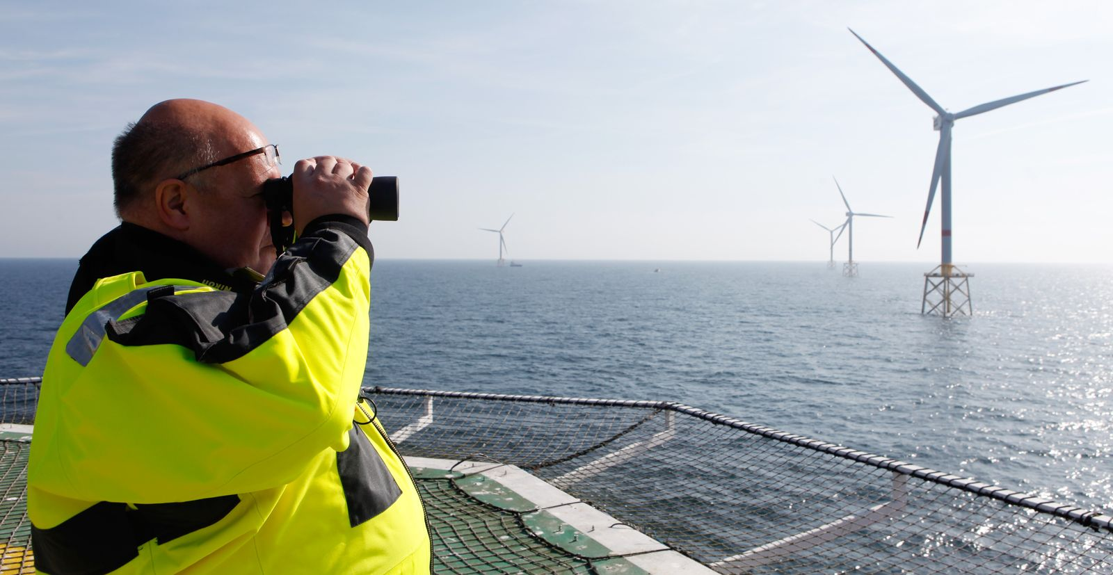 Offshore-Windkraft / Altmaier