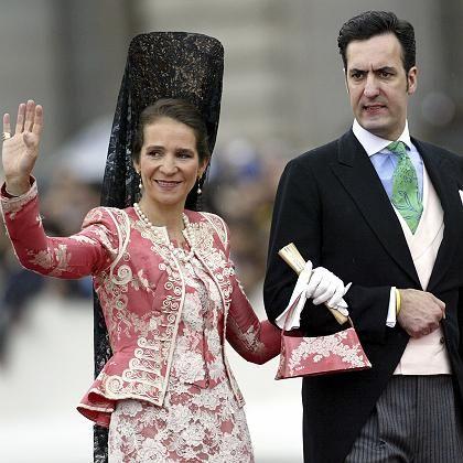 Schluss mit gemeinsamen Auftritten: Elena von Spanien trennt sich von Ehemann Jaime