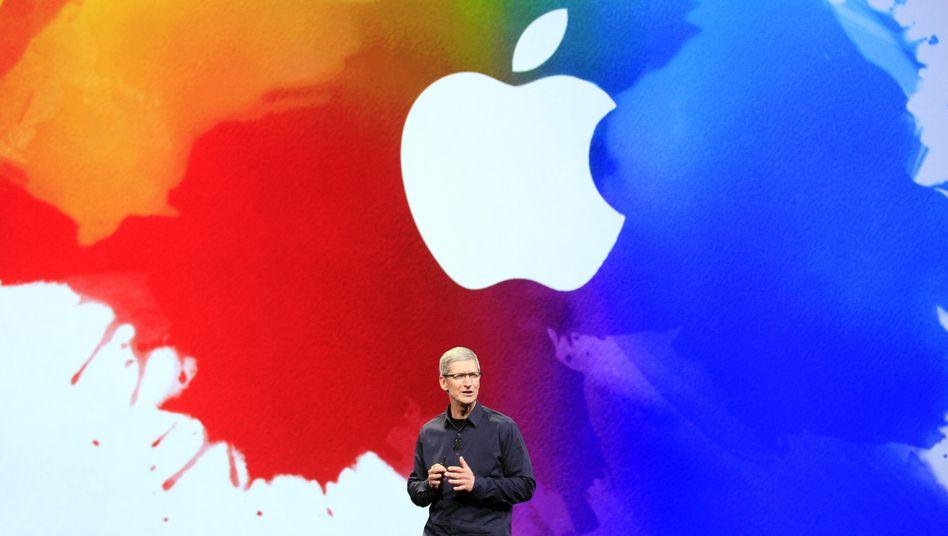 Apple-Boss Tim Cook: Erster Anleihenverkauf seit 17 Jahren