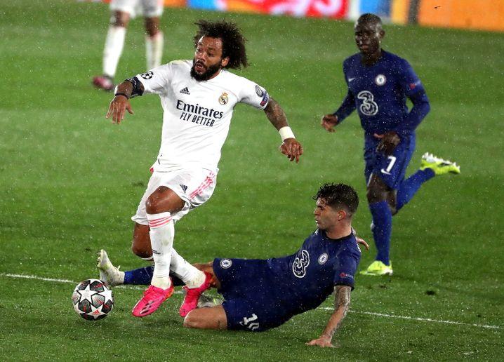 Marcelo: Im Halbfinale gegen Chelsea war Schluss