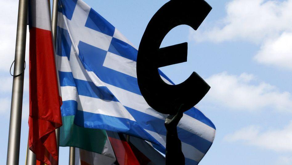 Griechenland profitiert am meisten von der EU - insgesamt und pro Kopf
