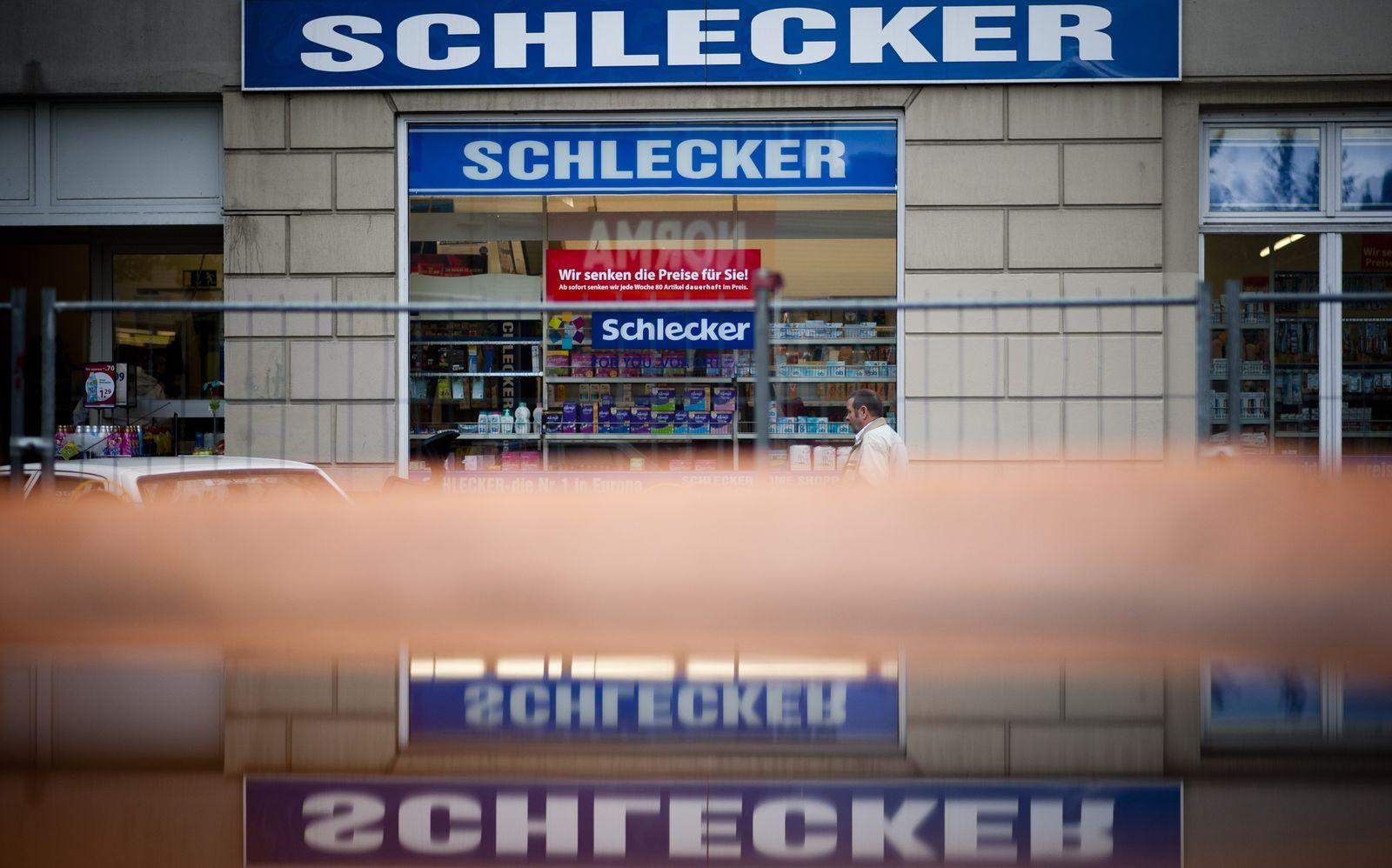 NICHT VERWENDEN XXL Schlecker