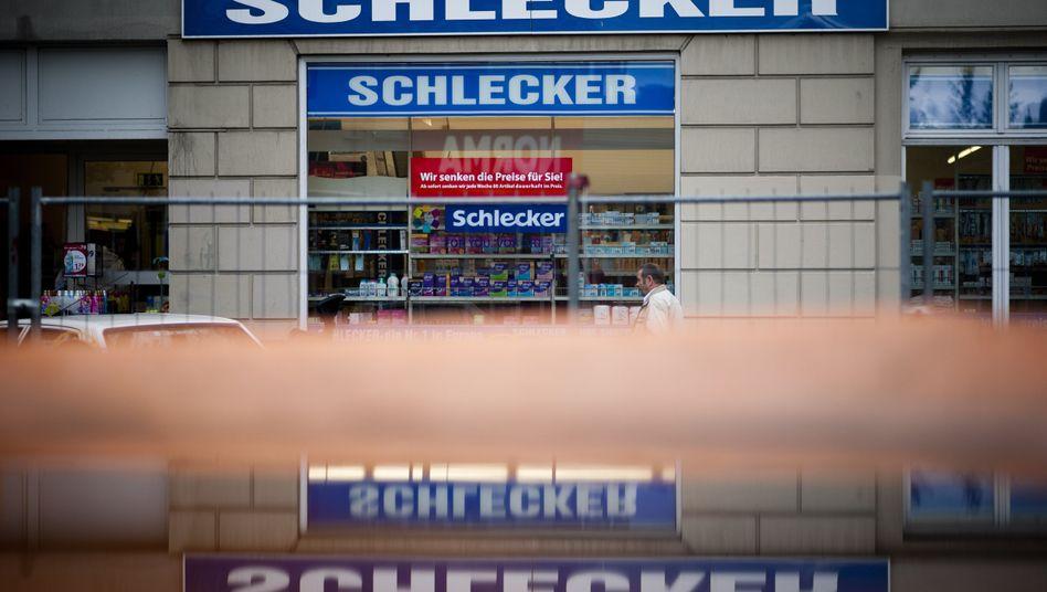 Schlecker-Filiale in Berlin: NRW lehnt Hilfen ab