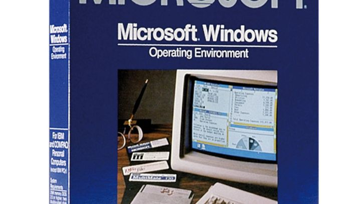 Windows - die Chronologie: Von Windows 1 bis Windows 8