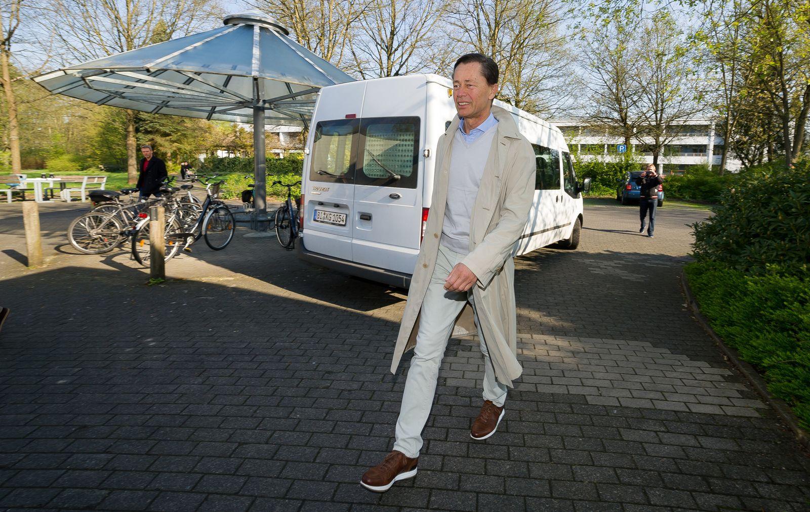 Middelhoff tritt Job in Behindertenwerkstatt an