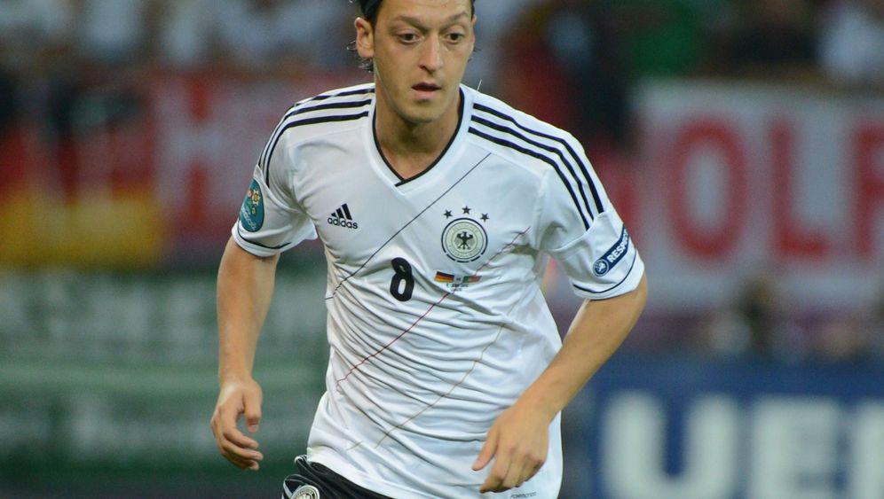 DFB-Spieler Özil: Mehr Mut im Nationaldress