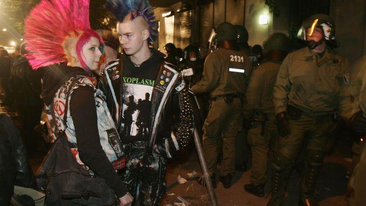 Irokesenschnitt: Von der Protestfrisur zum Gucci-Punk