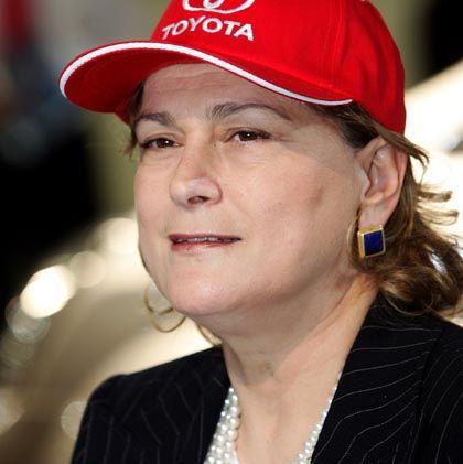 Unternehmerin Sabanci: Mächtiges Vorbild für türkische Frauen