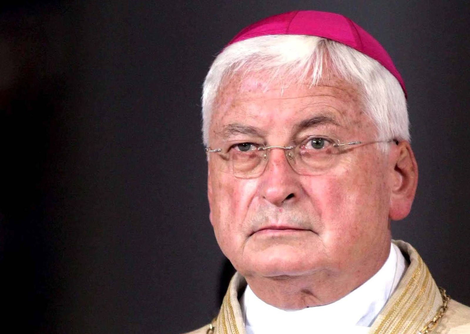 NICHT VERWENDEN Bischof Mixa fordert von muslimischen Laendern Religionsfreiheit