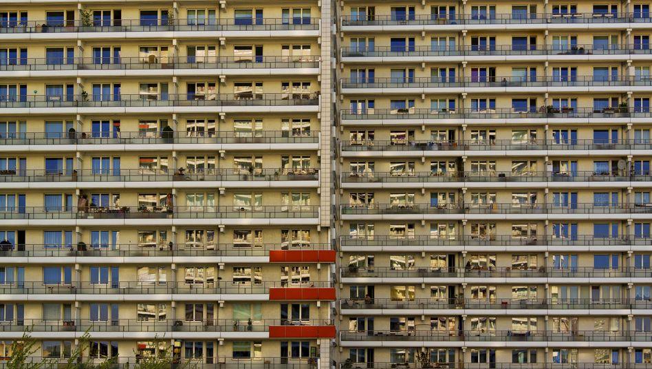 Wohnhochhaus in Berlin: Verschärfte Lage in Städten