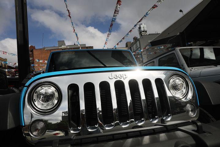 Jeep Wrangler: Fiat Chryslers Ertragsperle