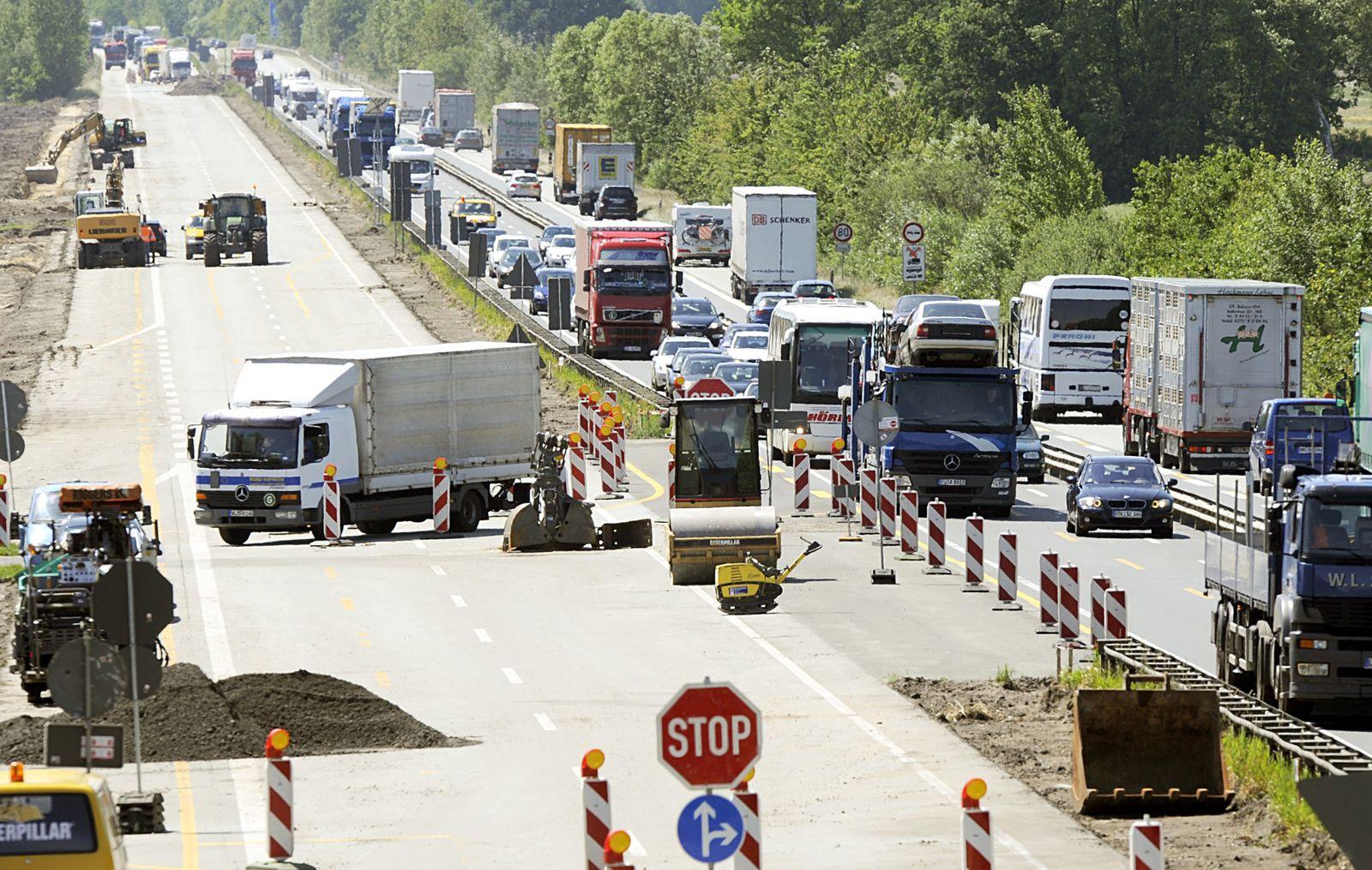 Autobahn A1 ÖPP