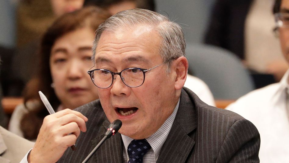 Philippinischer Außenminister Teodoro Locsin Jr.: »China, mein Freund, wie kann ich es höflich ausdrücken?«