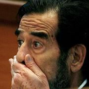 Saddam in court last August. An appeals court on Tuesday upheld a ruling that the former dictator should hang for crimes against humanity.