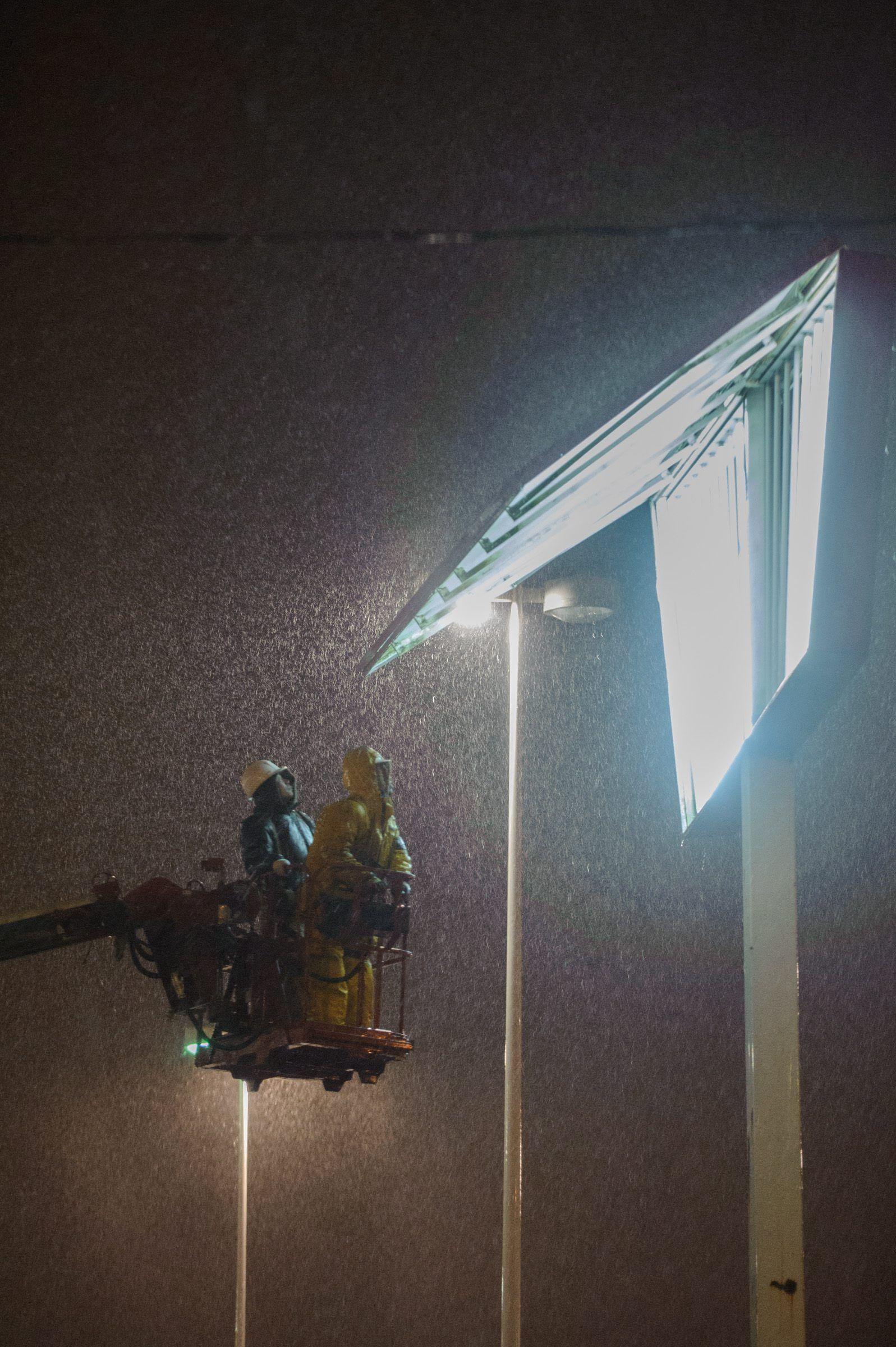 Hurrikan Sandy/ Kanada/ Dienstag