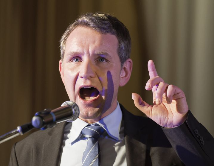 AfD-Politiker Björn Höcke (im Februar 2016)