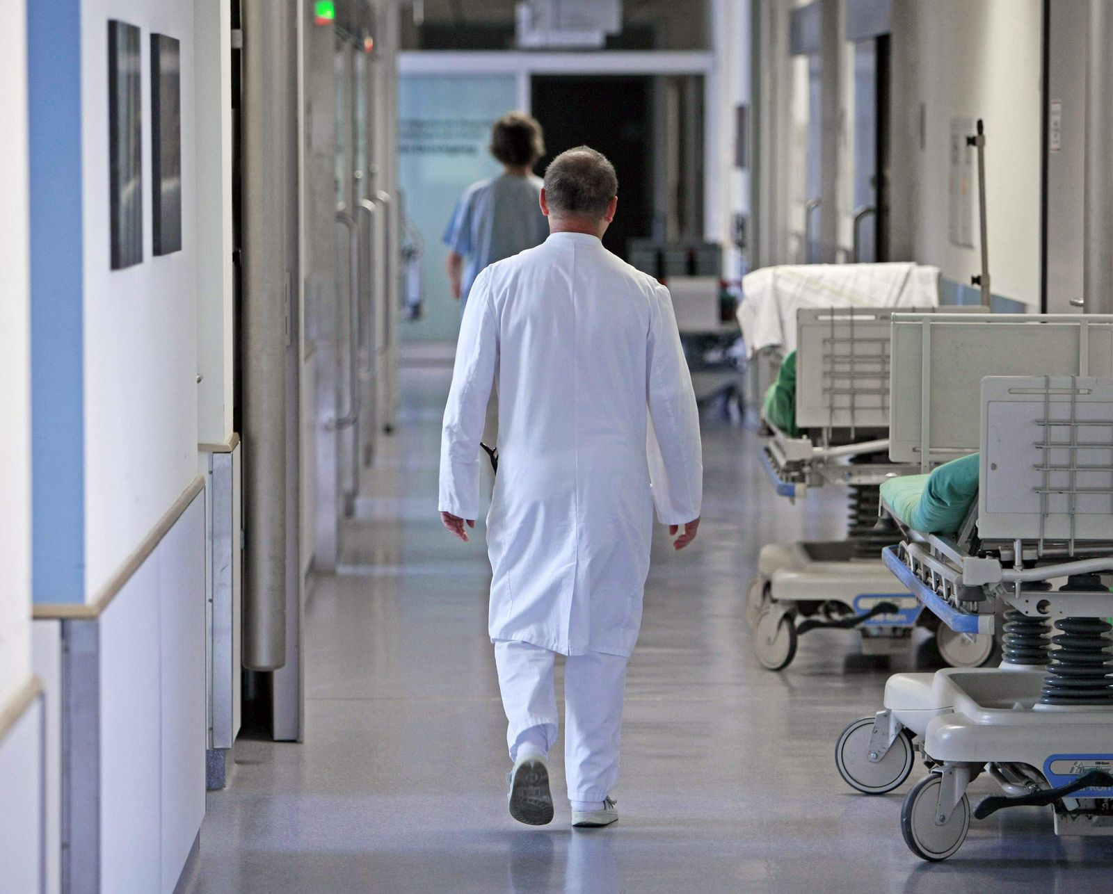 Krankenhaus / Arzt