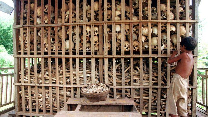 Kaing Guek Eav: Chefhenker bei den Roten Khmer