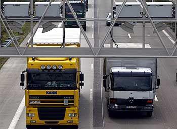 Maut Kontrollbrücke: Schweizer wollen mit ins Boot