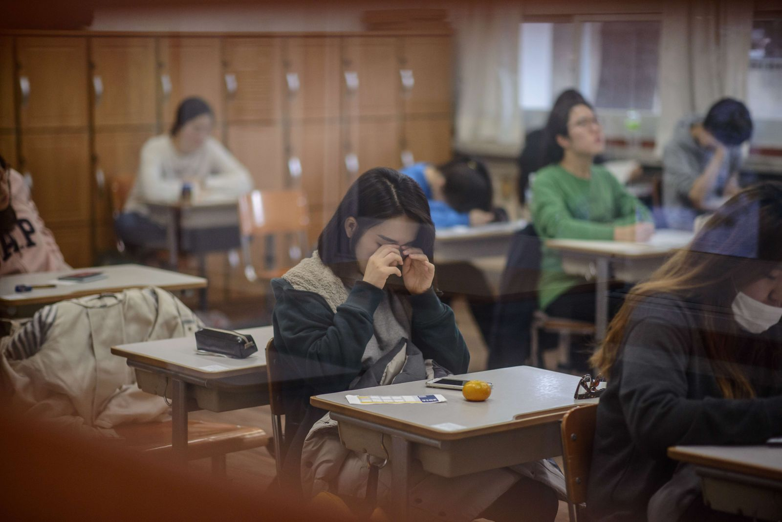 Seoul/ College Test