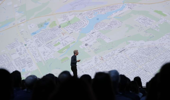 Apple Maps bekommt ein Update