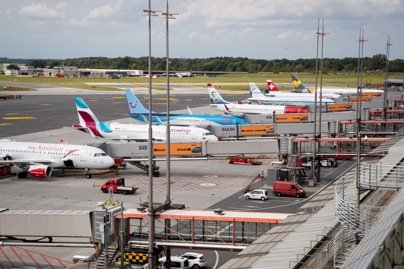 Hamburg Airport Helmut Schmidt