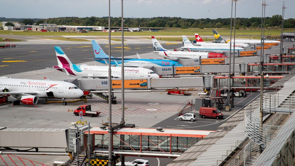 Flughafen Hamburg (Symbolfoto)