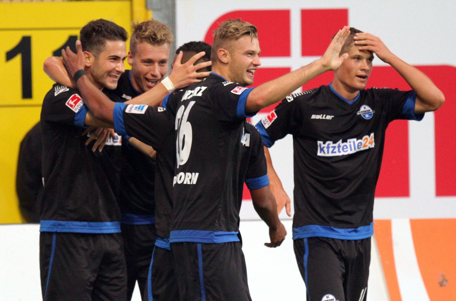 SC Paderborn 07 - Karlsruher SC