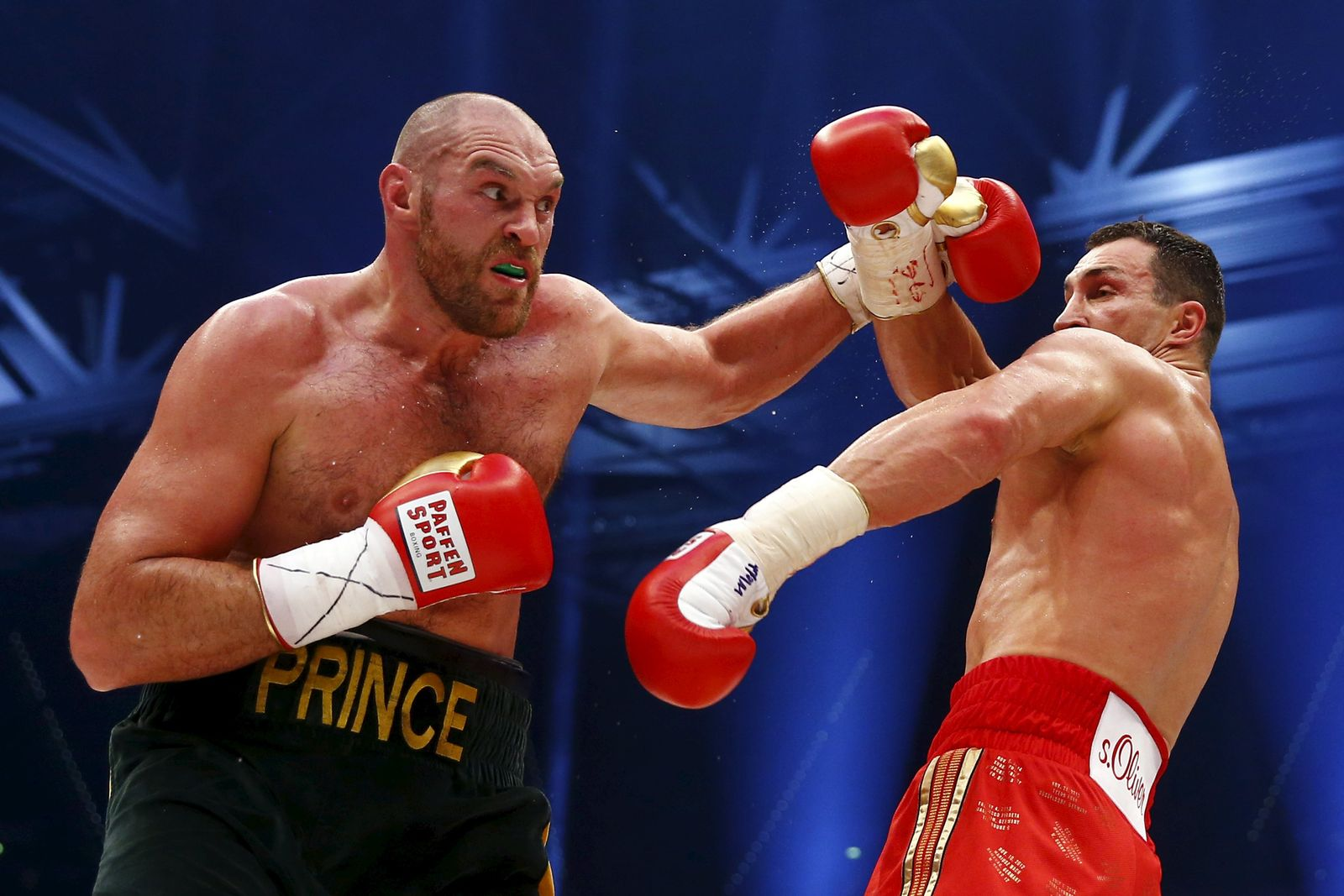 BOXING-FURY/