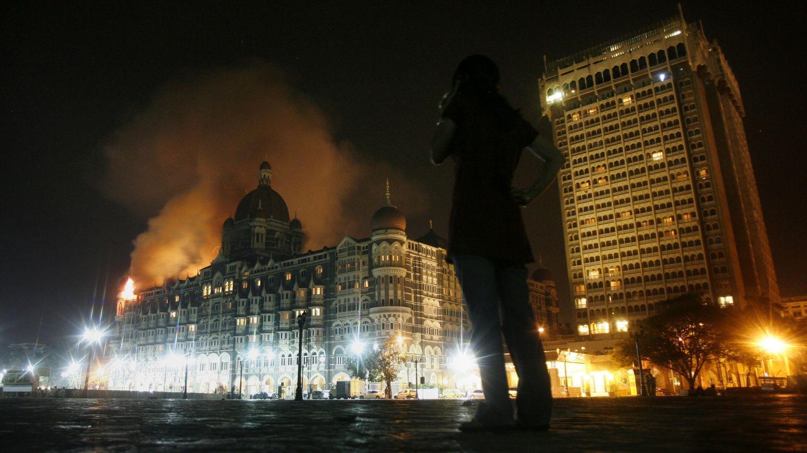 Yassin / Jahrzehnt / Mumbai / Terror-Attacke