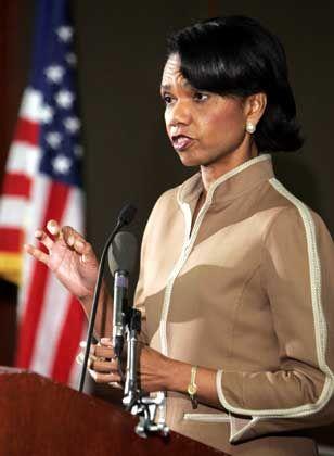 Rice: Gilt als mächtigste Frau der Welt