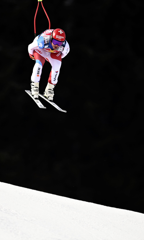 FIS Alpine Skiing World Cup in Kitzbuehel, Austria - 24 Jan 2021