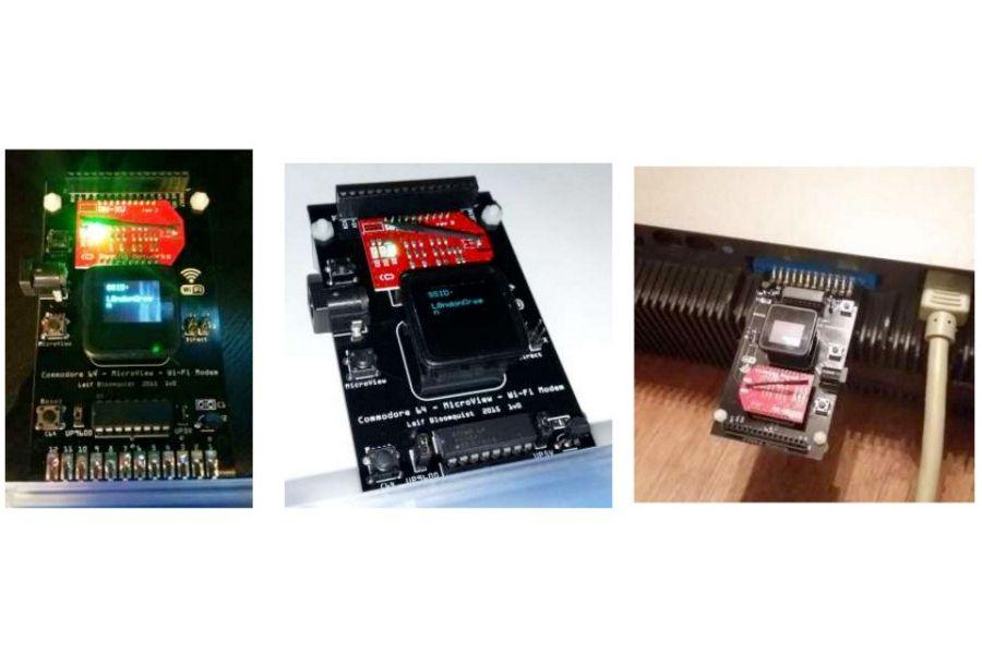 EINMALIGE VERWENDUNG t3n Koop/ C64 Commodore