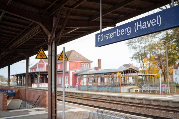 Der Verstehbahnhof ist ein Makerspace im ehemaligen Bahnhofsgebäude von Fürstenberg an der Havel