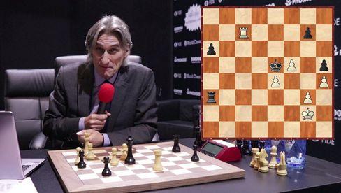 Schach Wm London
