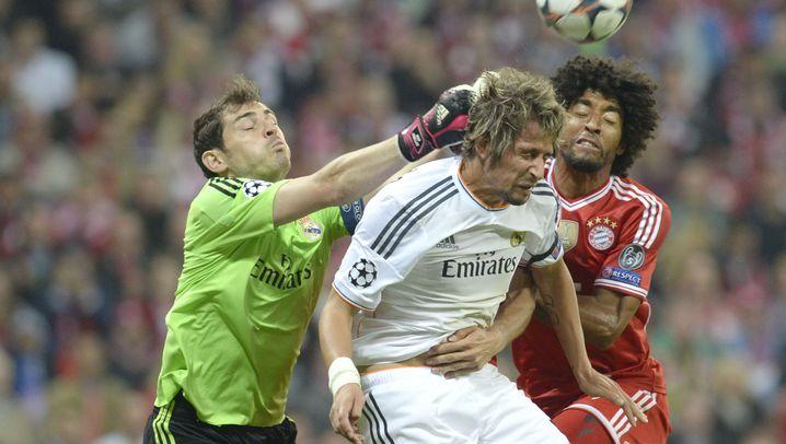 Real Madrid in der Einzelkritik: Provokateur Ramos, Ballverteiler Bale