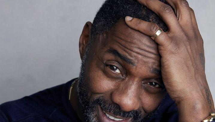 "Idris Elba: ""Ja, du bist heute irgendwie sexy"""