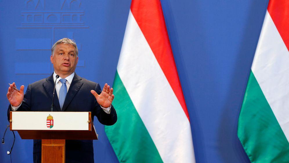 Ungarn: Hetzkampagne gegen Flüchtlinge