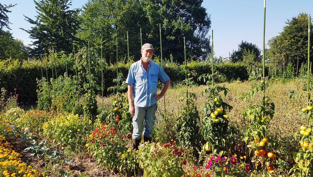 """Ralf Roesberger: """"Gemüse habe ich schon seit Jahren nicht mehr gekauft"""""""