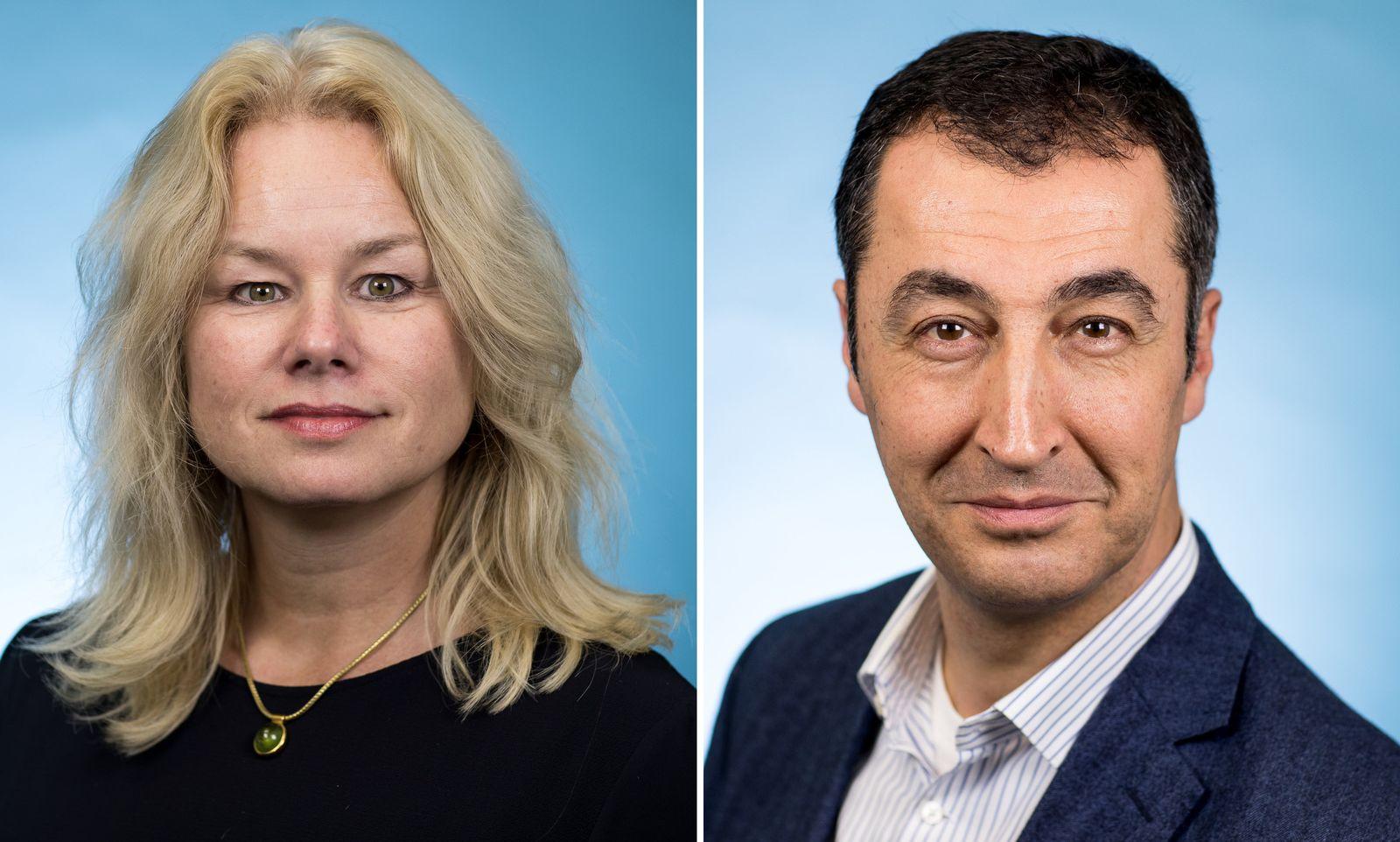 Özdemir und Kappert-Gonthe wollen den Grünen-Vorsitz