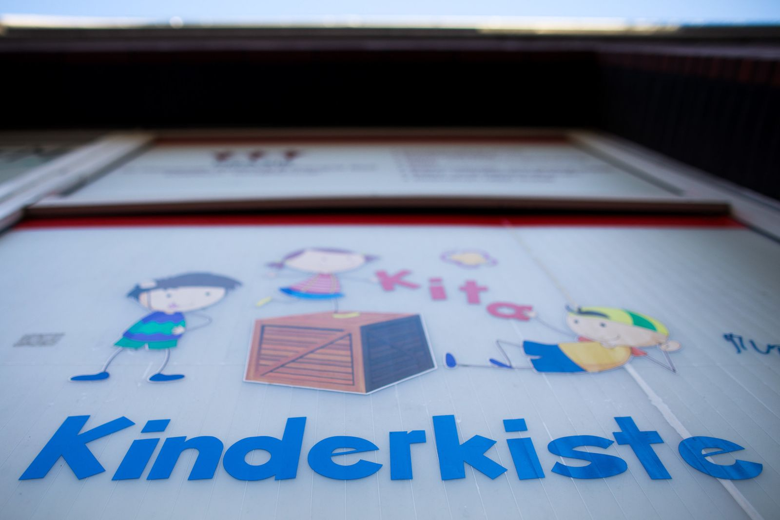 Kinderkiste in Essen Kita