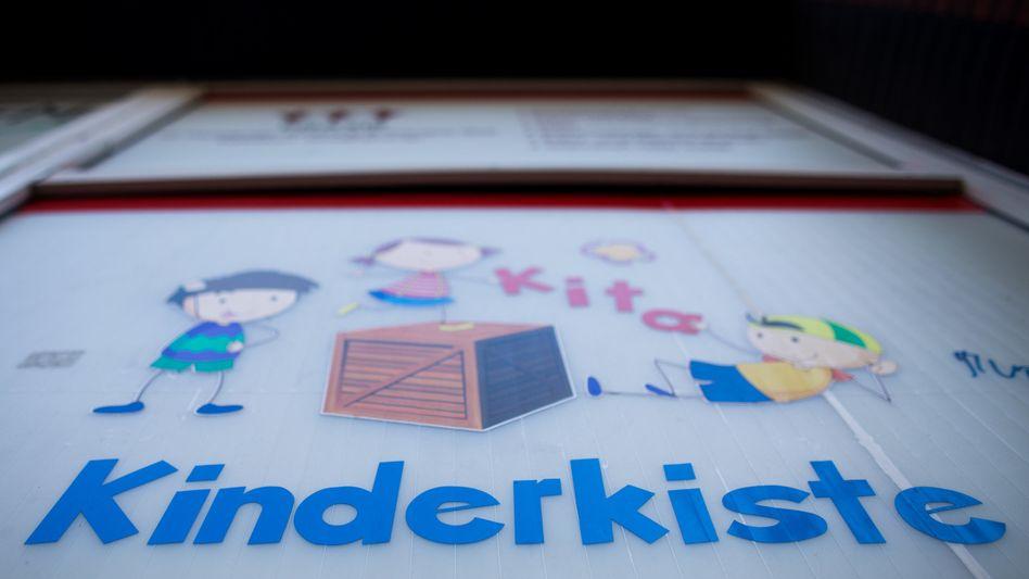 "Kita ""Kinderkiste"" in Essen"