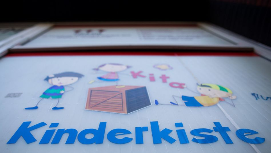 "Kita ""Kinderkiste"" in Essen"