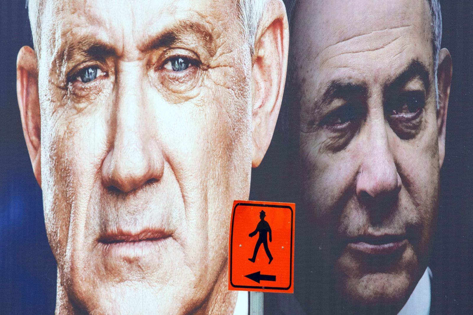 Bildung einer Regierung in Israel