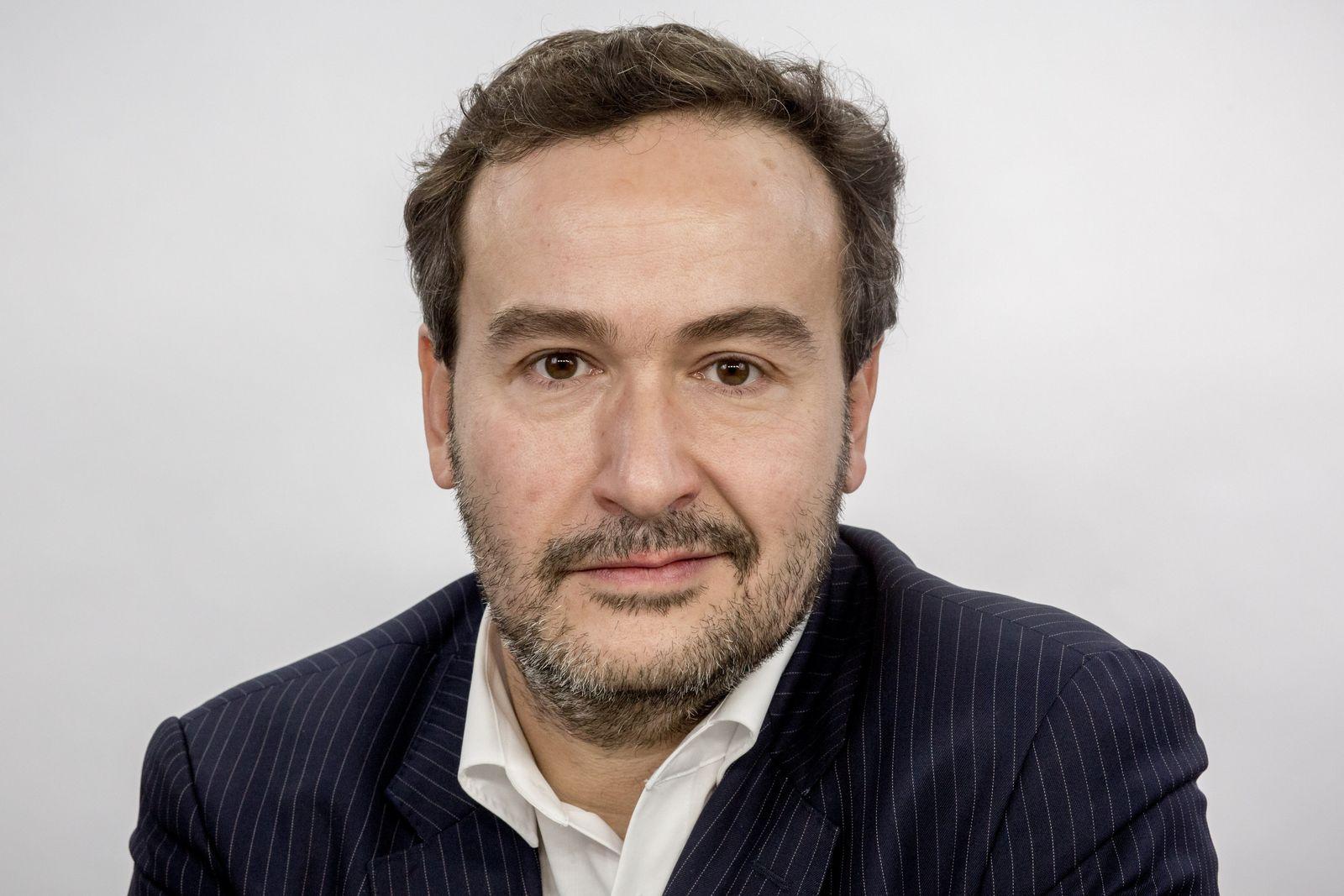 Rausgeschmissene Pressesprecher / Daniel Abbou