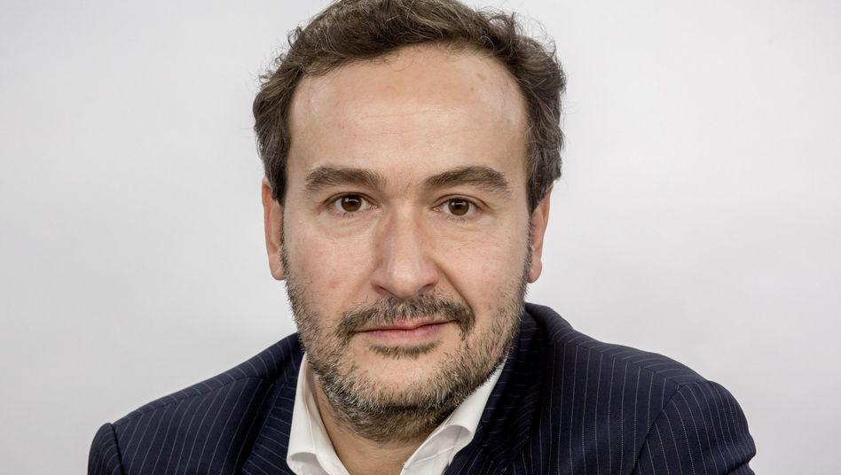 Daniel Abbou ist seit Montag freigestellt und nicht mehr Sprecher des Pannenflughafens BER