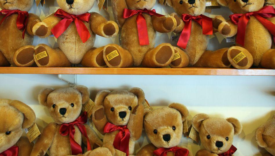 """Streitobjekt Teddybär: """"Schadstoffe im Spielzeug sind oft heimtückisch"""""""