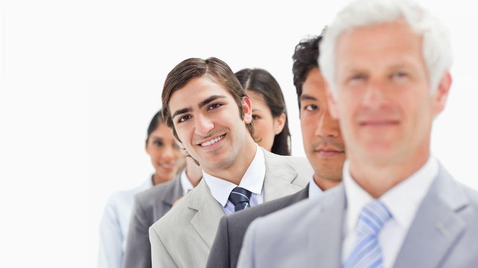 Wenn die Kollegen nerven und das Telefon ständig klingelt: Lächeln hilft